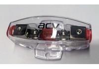 ACV RM37-1521 Колба + предохранитель mini ANL 50A