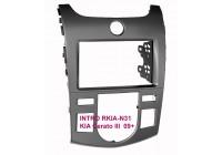 Intro RKIA-N31 для KIA Cerato-3 09-12 (Clima) 2DIN (крепеж)