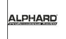 Автомобильные сабвуферы Alphard