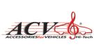 Универсальные автомагнитолы ACV
