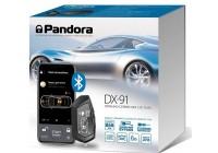 Pandora DX-91 автосигнализация с автозапуском