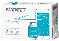 Pandect X-1900BT 3G автосигнализация с автозапуском
