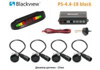 Blackview PS-4.4-18 black парктроник