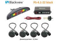 Blackview PS-4.1-22 black парктроник