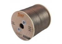 Провод акустический AMP 100% OFC Ultraflexible 16Ga(100м) медь