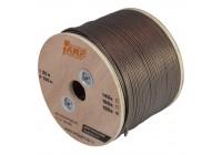 Провод акустический AMP 100% OFC Ultraflexible 18Ga(100м) медь