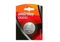 Батарейка CR2032 Smart Buy