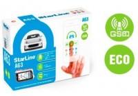 StarLine A63 GSM ECO автосигнализация без автозапуска