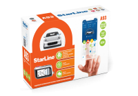 Сигнализация с автозапуском StarLine A93 2CAN-2LIN ECO