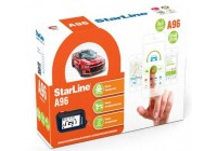 StarLine A96 2CAN+2LIN GSM (4 sim) автосигнализация с автозапуском