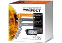 Pandect X-3150 GSM (микро сигнализация + ЖК брелок)