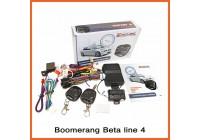 Boomerang Beta line 4 сигнализация
