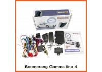 Boomerang Gamma line 4 сигнализация