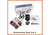 Boomerang Zeta line 4 сигнализация