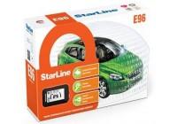StarLine E96 BT автосигнализация с автозапуском
