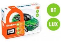 StarLine E96 BT Lux автосигнализация с автозапуском