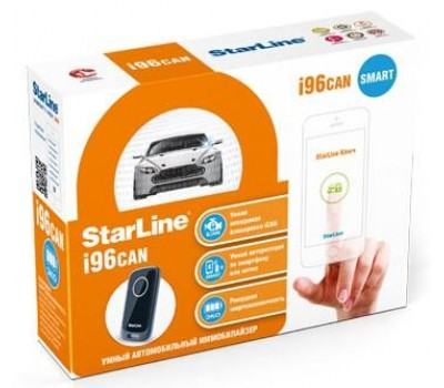 StarLine i96 CAN Smart иммобилайзер