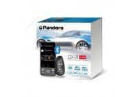 Pandora DX 91 LORA v2 автосигнализация с автозапуском