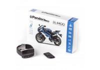 Pandora DXL 4400 Moto сигнализация