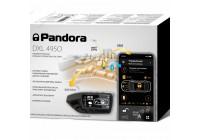 Pandora DXL 4950 автосигнализация с автозапуском