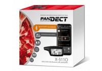 Pandect X-3110 GSM (микро сигнализация + ЖК брелок)