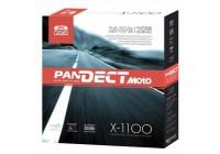Pandect X-1100 MOTO GSM (микро сигнализация)
