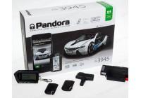 Pandora DXL 3945 сигнализация