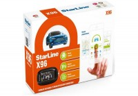 StarLine X96-L охранно-телематический комплекс сигнализация