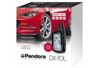 Pandora DX 70L автомобильная сигнализация