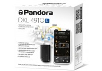 Pandora DXL 4910L автосигнализация с автозапуском