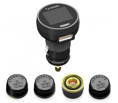 Система контроля давления в шинах ParkMaster TPMS-100 Black