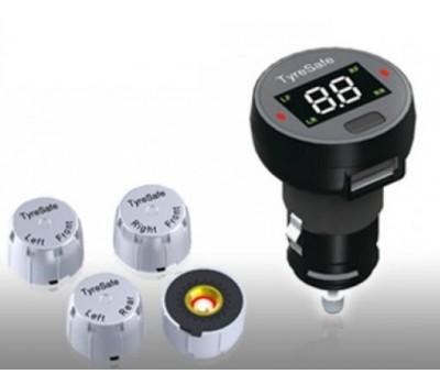 Система контроля давления в шинах ParkMaster TPMS-100 silver