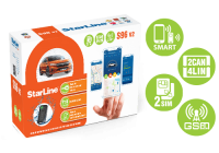 StarLine S96 v2 2CAN+4LIN 2SIM GSM автосигнализация с автозапуском