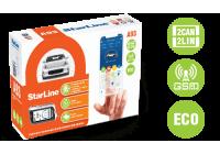 StarLine A93 2CAN+2LIN GSM ECO автомобильная сигнализация