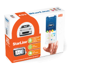 StarLine A93 сигнализация