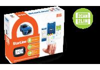 StarLine B96 2CAN-2LIN автосигнализация с автозапуском