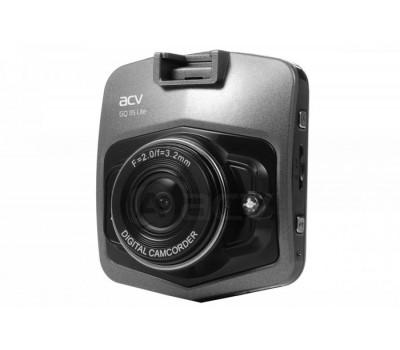 ACV GQ115 Black видеорегистратор