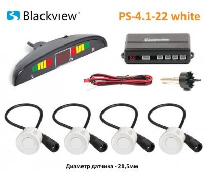 Blackview PS-4.1-22 white парктроник