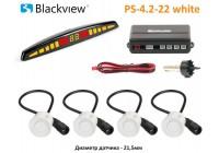 Blackview PS-4.2-22 white парктроник
