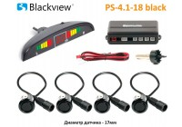 Blackview PS-4.1-18 black парктроник
