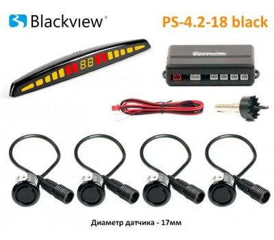 Blackview PS-4.2-18 black парктроник