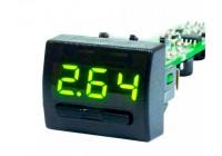 Бортовой компьютер Multitronics UX-7 (зеленый)