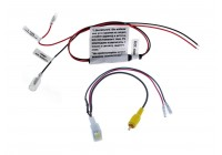 Адаптер Ksize BC2 для подключения штатной видеокамеры toyota к новой магнитоле