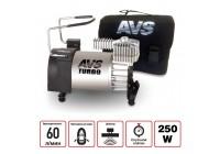 Компрессор автомобильный Turbo AVS KS600, шт.