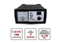 Зарядное устройство для автомобильного аккумулятора AVS BT-6020 (7A) 6/12V, шт.