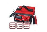 Зарядное устройство для автомобильного аккумулятора AVS BT-6025 (10A) , шт.