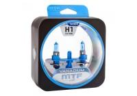 Галоген MTF набор H1 12V 55w Vanadium/5000К.