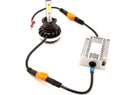 Светодиод головного света AMP COB M01 H1 (Обманка) (1 шт)