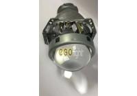 Линза биксеноновая EGOlight X5 (Hella 5R) под цоколь D1S/D2S/D3S/D4S 1шт