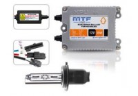 Ксенон комплект MTF Light 12V 35W Slim XPU H3 4300K